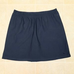 Nike | Dri-Fit Skort/Skirt | Navy | Small | NWOT